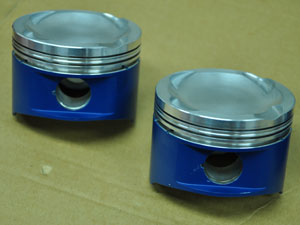 4-Forged pistons